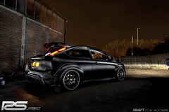 Ford Focus RS 500 AKA Optimus Light Painted (NWVT.co.uk) Tags: auto light urban black ford dark aka bristol photography lights nikon focus long exposure unique painted performance gritty company optimus mean brake motor 500 carbon satin collins derelict rs bbs rare direct matte d800 fibre on specialist fmc frs airtec ksport nwvt