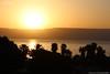 Sunrise in Tiberias