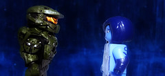 Halo 4 - Thoughts & Opinions ☾No Spoilers!☽ (MGF Customs/Reviews) Tags: dawn war lego infinity chief 4 review halo games master forge requiem forward ops spartan the cortana unto unsc forerunners didact prometheans