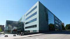 Helsinki Music Academy (Miradortigre) Tags: new architecture modern suomi finland design helsinki arquitectura material diseo architettura finlandia architecte contemporanea architetto contemporaine