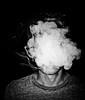 Monday's Child (***BRIO***) Tags: fumar cigarettesmoke puffofsmoke smokeface briodeparis mrmonoxide