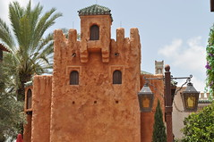 Morocco (littlestschnauzer) Tags: world trees summer vacation usa holiday building shop architecture restaurant orlando epcot nikon different dancing florida disney palm countries morocco disneyworld lamps lantern wdw waltdisneyworld showcase 2012 disneys d5000