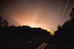 Port Douglas (jamesbooth_london) Tags: sky night train stars nikon space platform australia galaxy cairns portdouglas d800 farnorthqueensland teamgb themilkyway pomsontour