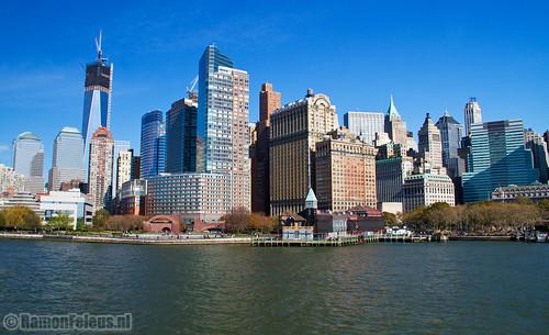 Manhattan by boat