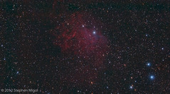 IC 405 (S Migol) Tags: night pentax nebula astrophotography astronomy astrophoto darksky smigol ic405 pentaxk10d flamingstarnebula Astrometrydotnet:status=solved stephenmigol stellarvuesv4 Astrometrydotnet:version=14400 copyright2012 Astrometrydotnet:id=alpha20121124558334