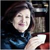paris-2012 (♥beryl) Tags: portrait woman paris france smile square cafe squarecrop frenchwoman radlab nikond90
