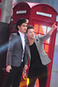 Zayn Malik, Lou Tomlinson 'One Direction' performing live on the 'Today' show in New York City New York, USA