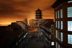 DSCF0458 (Lordcolus) Tags: museum 上海 中國 東方明珠塔 上海歷史博物館