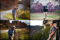 Johnny Photography (clay.wells (Explorer of the High Ozarks)) Tags: november fall collage creek canon river lens eos 50mm prime buffalo mark clayton f14 bruce wells national ii 5d arkansas fest ef 1740mm steele bluff 2012 135mm bigbluff roark bordelon goattrail f4l f2l