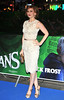 Isla Fisher Rise of the of the Guardians UK Premiere held at the Empire Leicester Square - Arrivas. London, England