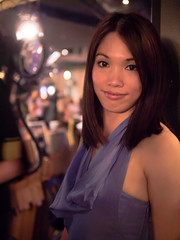 20121117 - 18 - Sydney - Chloe's Birthday Dinner (Kayhadrin) Tags: birthday party restaurant au sydney australia nsw darlingharbour blackbirdcafe fannymok