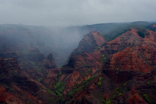 Kauai's Grand Canyon