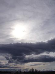 Cuando parece que va a llover y el cielo se abre. (margabel2010) Tags: nubes atardeceres cieloytierra