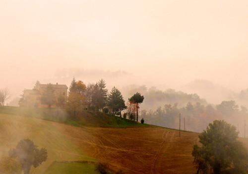 Giornata uggiosa... (rospex) nebbia autunno pioggia uggioso