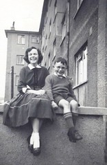 Image titled Glenn and Nancy, 1950s