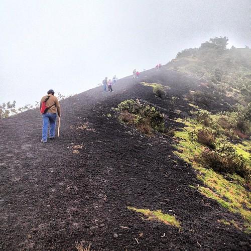 Caminando al Cerro Chino