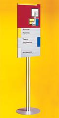 Systech Modular Signage Technology