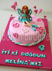Winx Bloom cake (burcinbirdane) Tags: cake club bloom winx