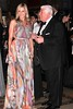 Jamie Tisch and Dennis Basso The Silver Hill 2012 Gala New York City