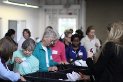 2012 Dignity Kit Packing, Direct Relief Women (Direct_Relief) Tags: california november usa santabarbara bottles dr volunteers 2012 goleta directrelief babypowder johnsonjohnson directreliefwarehouse packingevent drwomen directreliefwomen dignitykits drwarehouse httpwwwdirectrelieforg photobydirectrelief httpdirectrelieforg