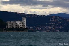 Barcolana 2012#12 (Giagia2008) Tags: barca mare barche boa vela venezia bora trieste giulia vento golfo onde friuli regata barcolana gara scia vele
