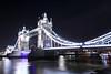 London by Night (Mike Hillman Photography) Tags: uk longexposure bridge winter light england colour london westminster night canon eos evening december britain british riverthames 2012 centrallondon capitalcity captial 50d canoneos50d mikehillman flickraward december2012
