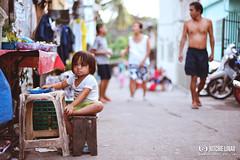 Eating Alone (Dodzki) Tags: street portraits 50mm nikon d600 14g december2012