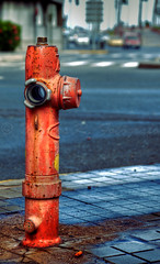 Hidrante de incendios (Marcos Rivero / Fotgrafo) Tags: grancanaria canon carretera bomba fuego bomberos hdr coches llave acera hidrante precaucin incendios 24105l 5dmarkii marcosrivero