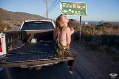 Canon 5D Photos of Pretty Blonde Model by a Pickup Truck! (45SURF Hero's Odyssey Mythology Landscapes & Godde) Tags: blue 2 portrait sun hot cute sexy beach girl beautiful beauty by truck canon lens photography was is video model eyes sand highway pretty surf close photoshoot state pacific leo time photos mark touch hippy lifestyle pickup it malibu hwy southern pch bikini ii same blonde l hippie 5d after tall usm thin coats granola swimsuit ef f4 stills mulholland fit carillo 24105 24105mm 45surf