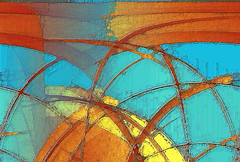 DIGITAL LEVEL ARCHES... (SNARF 1962) Tags: abstract color colour art digital paint kunst arches level kleur digitaal