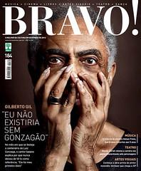 Capa Revista Bravo (Daryan Dornelles/Fotonauta) Tags: portrait rio retrato abril capa cover bahia mpb mundo gilbertogil muisca tropicalismo revistabravo daryandornelles