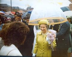 Image titled HRH Queen Elizabeth Glasgow 1980s