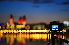 Ready for Shooting (Samir Jabarov) Tags: photography 50mm prime photo cool aperture nikon colours bokeh baku flame nikkor f18 primelens 18g 50mmf18g flickraward nikkor50mmf18g f18g flickraward d5100 nikond7000 nikond5100 bakuflametowers flickr12days