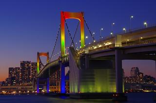 Rainbow Colored