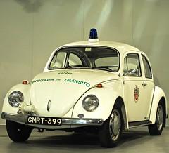 VW police car (Traffic Brigade)