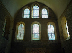 Trancept Windows, Abbaye de Fontenay