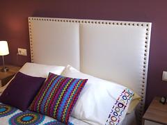 Cabecero de cama Ref.113. (cabecerosdecama) Tags: cama dormitorio complementos decoración interiorismo cabezal cabeceros tapizado