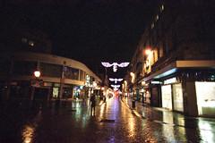Rue St-Pierre, de nuit (JPC ) Tags: color colour film analog 20mm uga couleur argentique uwa canonftb ultrawideangle kodakportra400 canonfd20mmf28 ultragrandangle