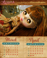 Calendar Mar-Apr