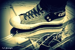 All Star * Converse (Federica G. 11) Tags: star all converse sneaker scarpe