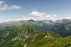 Ścieżki na Przełęczy pod Kopą Kondracką. W stronę Kasprowego, Świnicy i Tatr Wysokich (czargor) Tags: giewont outdoor mountains mountainside inthemountain nature landscape