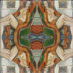 2016-08-22 symmetrical French nude paintings 1 (april-mo) Tags: france franceimage french painting symmetrical nu nude woman womanportrait art symmetry collage experimentaltechnique