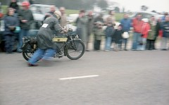 Unknown Reg: B 578 (bertie's world) Tags: sunbeam pioneer run 1979 epsomdowns motorcycles reg b578