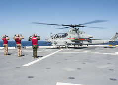 160813-N-LR795-251 (U.S. Pacific Fleet) Tags: usnavy usssomerset exercise 11thmeu marines sailors vmm163 comptuex pacificocean california unitedstates