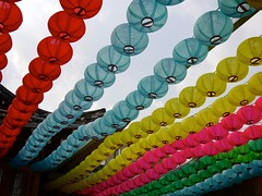 Lanterns (Travis Estell) Tags: bukchonhanokvillage jongno jongnogu korea lanterns paperlanterns republicofkorea seoul southkorea