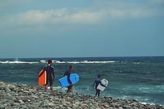 Surfing day (Pablo el gomero.) Tags: surf bodyboard canarias canary islands nikon 1855mm