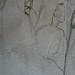 CHASSERIAU Théodore,1846 - Arabe barbu et autres Figures d'Arabes (drawing, dessin, disegno-Louvre RF24354) - Detail 25