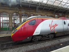 390129 at Preston (22/8/16) (*ECMLexpress*) Tags: virgin trains west coast class 390 pendolino emu 390129 preston wcml