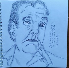 Monterey vampires (Wayne Wolfson) Tags: vampires sketch drawing pencil waynewolfson