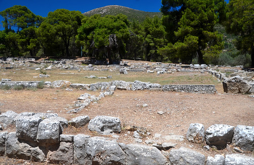Sanctuary of Epidavros: Hospice